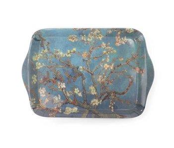 Mini tray, 21 x 14 cm, Almond blossom, Van Gogh