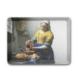Midi-Tablett (27 x 20 cm) Milchmädchen, Vermeer