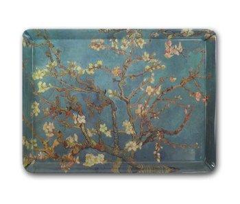 Bandeja Midi (27 x 20 cm) Flor de almendro, Van Gogh