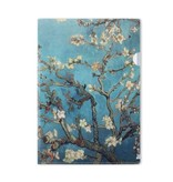 Filesheet A4, Almond blossom, Van Gogh