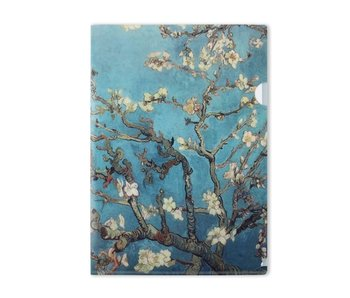 L-Ordner A4-Format, Mandelblüte, Van Gogh