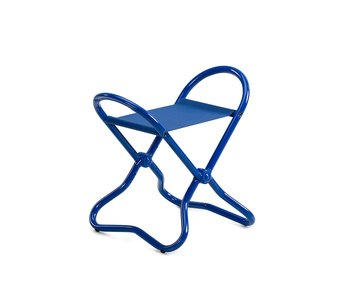 Foldable Kids Museum Chair, Blue