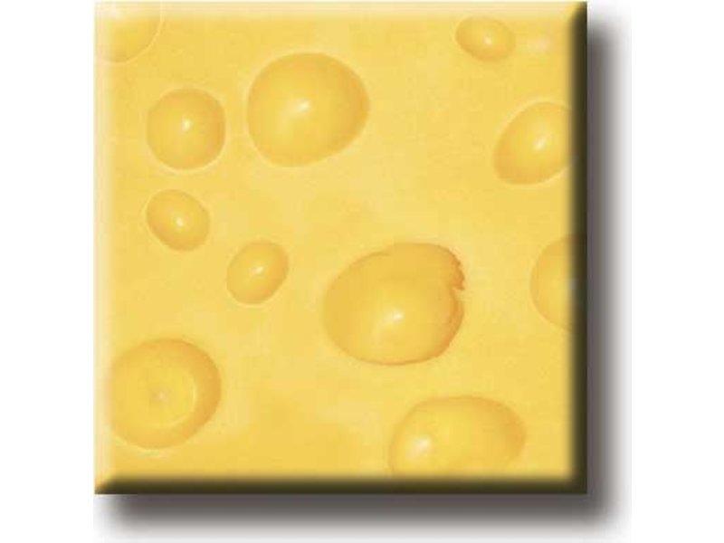 Imán de nevera, queso Gouda