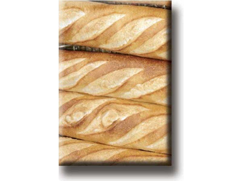 Koelkastmagneet, Stokbrood