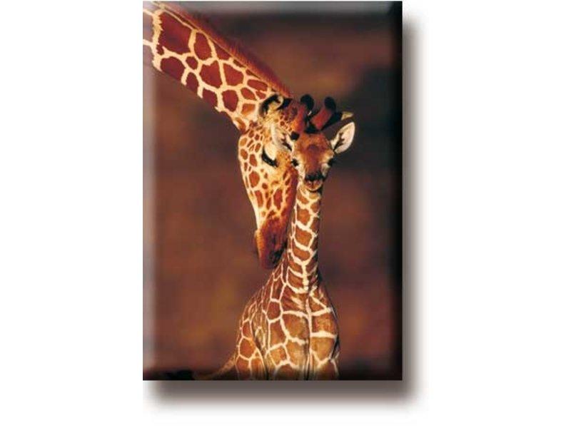 Kühlschrankmagnet, Giraffe