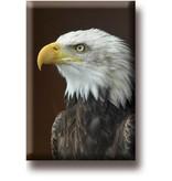 Aimant de réfrigérateur, Eagle