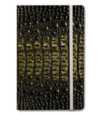 Softcover Notebook, Huid Krokodil