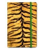 Softcover Notebook, Huid Tijger