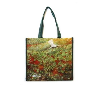 Bolso de compras,  El Jardín, Van Looy