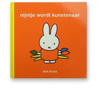 Book, Nijntje wordt kunstenaar (NL)