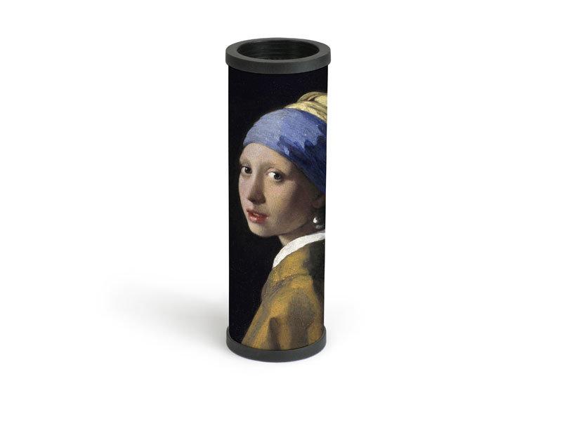 Kaléidoscope, Jeune fille à la perle, Vermeer