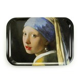 Laminate tray large, Vermeer, Girl with a Pearl Earring