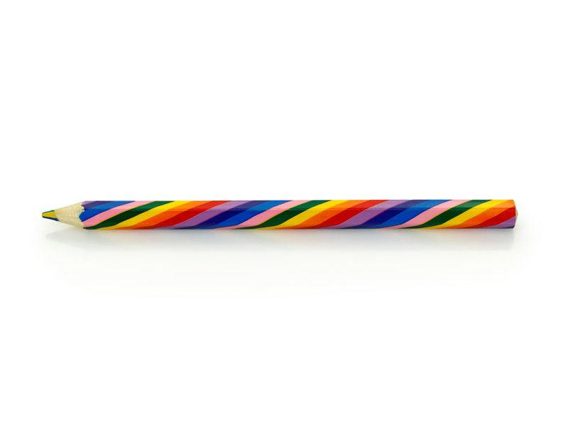 Multi-kleur potlood