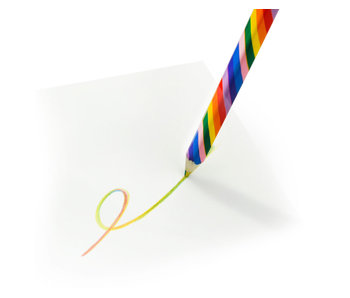 Multicolour Pencil