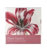 Paper Napkins, Three Tulips, Merian