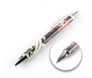 Foto pen ,Kleiner en kleiner ,Escher