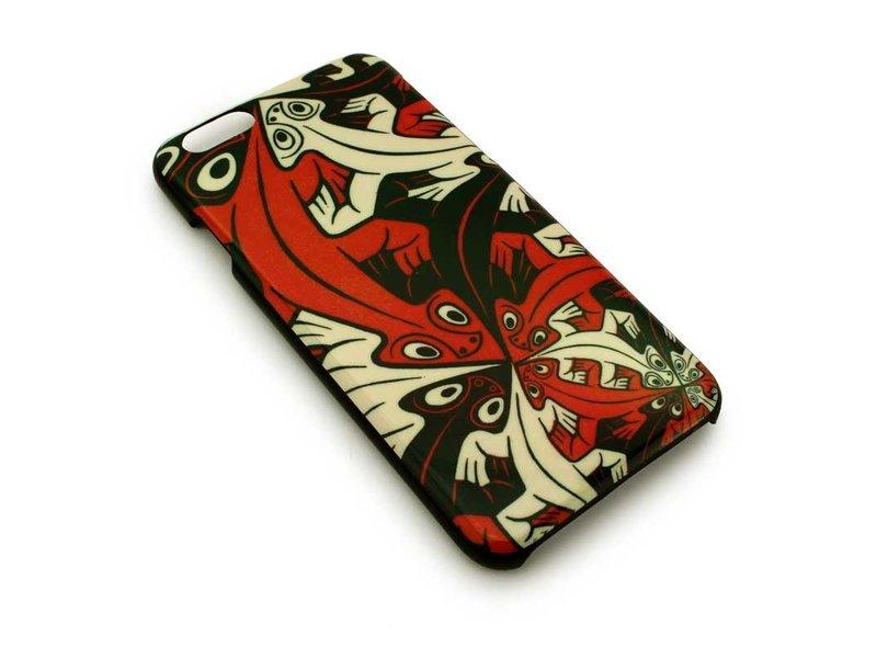 Telefoonhoesje, I-phone 6, Kleiner en kleiner, Escher