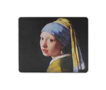 Muismat, Meisje met de parel, Vermeer