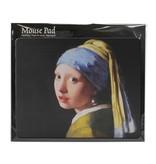 Tapis de souris, Fille avec la boucle d'oreille perle, Vermeer