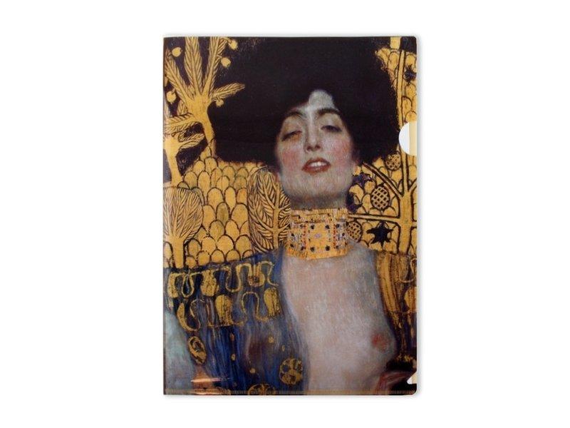 L-Ordner A4-Format, , Judith, Klimt