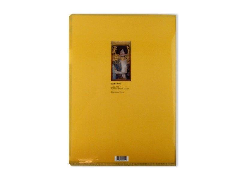 Filesheet A4, Judith, Klimt