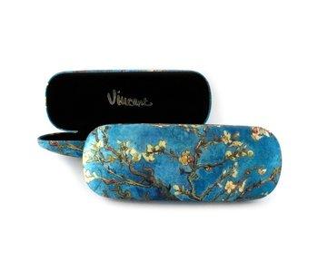 Funda de gafas, flor de almendro, Van Gogh