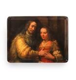 Midi tray (27 x 20 cm), Jewish bride, Rembrandt