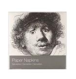 Serviettes papier, Look surpris, Rembrandt