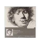 Papieren servetten, Verbaasde Blik, Rembrandt