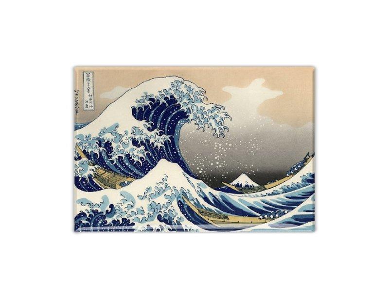 Fridge Magnet, The Great Wave off Kanagawa, Hokusai