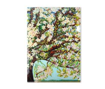 Porte-documents A4,  Fleur de Beemster, Toorop