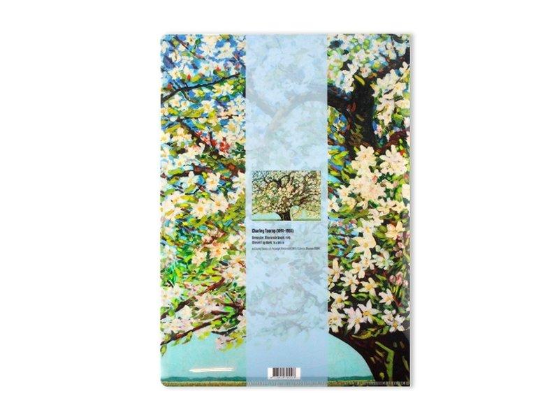 File Sheet, Museum More, Blossom, Toorop
