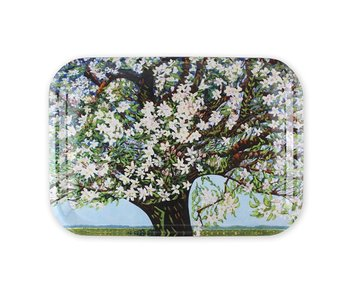 Tray Laminate large, Charley Toorop, Beemster, Flowering tree