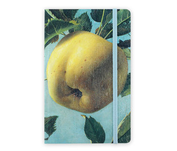 Softcover-Notizbuch, Apfel, Koch