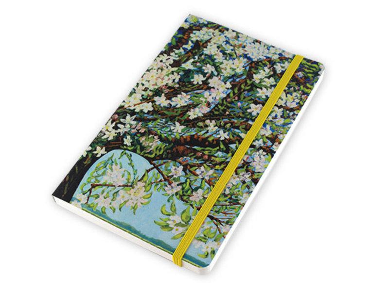 Carnet à couverture souple, Fleur de Beemster, Toorop