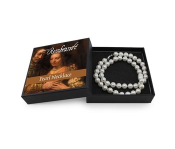 Pearl Necklace, inspired by Rembrandt's 'Jewish Bride'