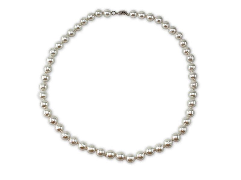 Collier de perles, inspiré de la Mariée juive de Rembrandt