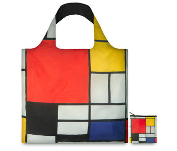 Shopper foldable , PIET MONDRIAN Composition
