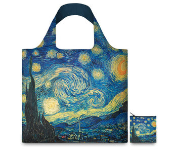 Shopper foldable, Starry Night, Van Gogh