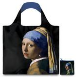 Sac pliable, Vermeer, Jeune fille à la perle