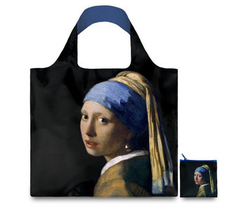 Opvouwbare shopper, VERMEER Meisje met de parel