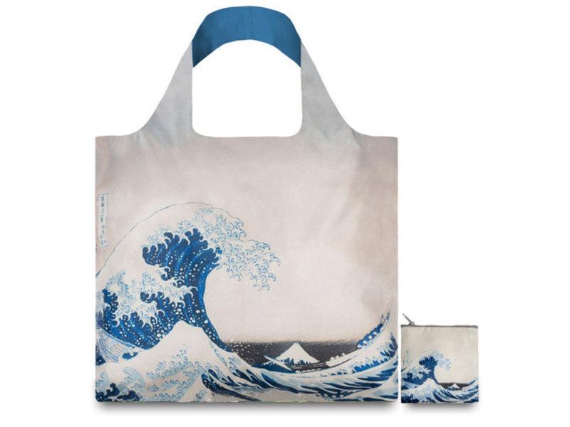 Shopper pliable, HOKUSAI, la grande vague