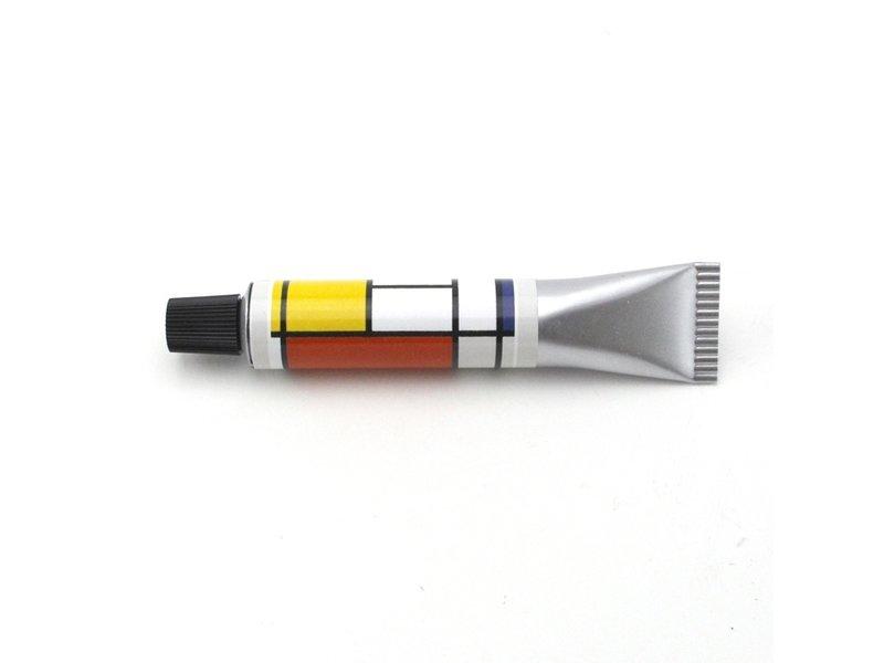 Tube de peinture Pen, Piet Mondrian