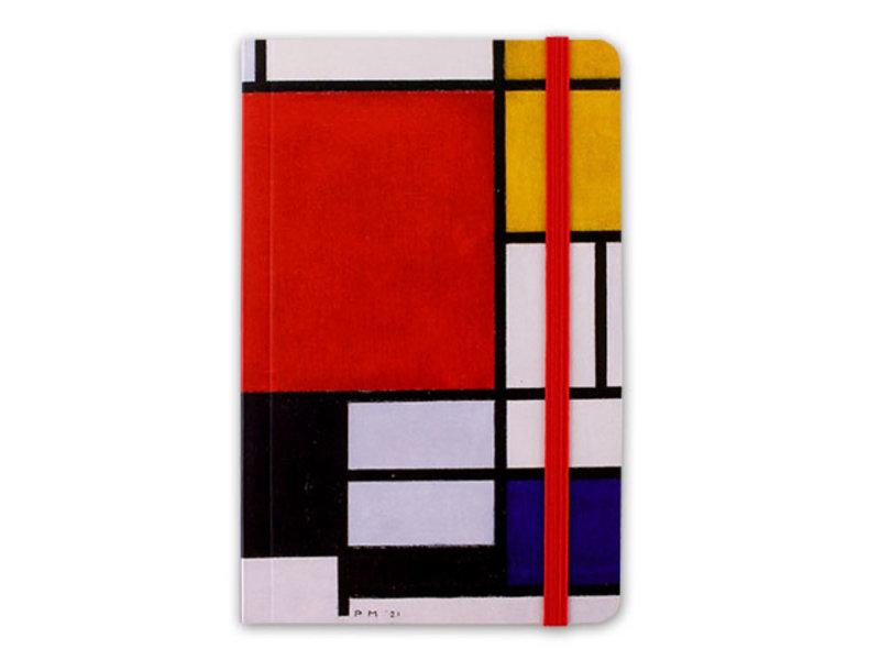 Softcover Notebook, Compositie, Mondriaan