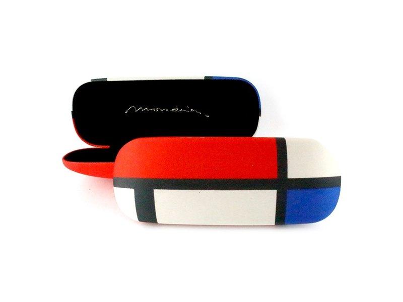 Brillenkoker , Mondriaan