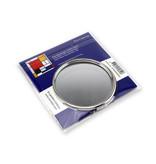 Spiegeltje, groot,  Ø 80 mm,  Mondriaan