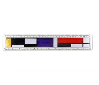 Ruler, Mondrian