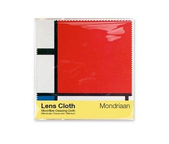 Brillenputztuch , 15 x 15 cm, Mondrian