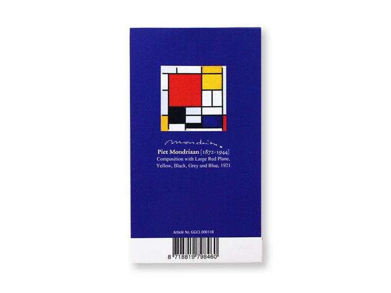 GoGoNotes, Composition, Mondrian