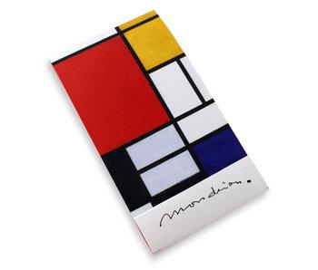 Notelet, Komposition, Mondrian